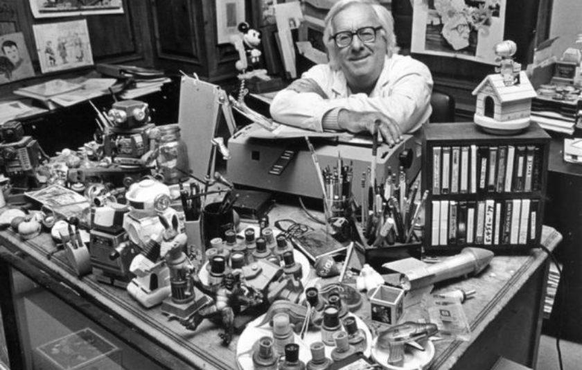 El cementiri de llibres oblidats de Ray Bradbury