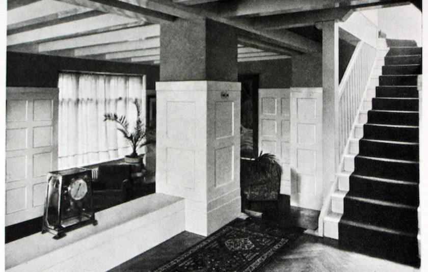 Una casa, un interior, una ceba