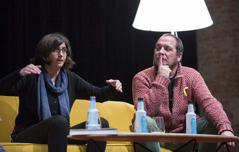 Natza Farré i David Fernández. Ens calen líders?