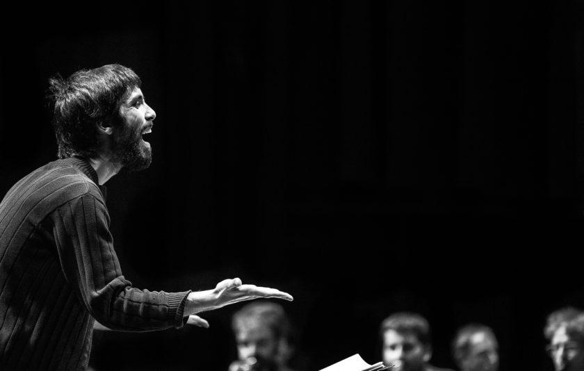 El Messiaen del bigandista Vaquer