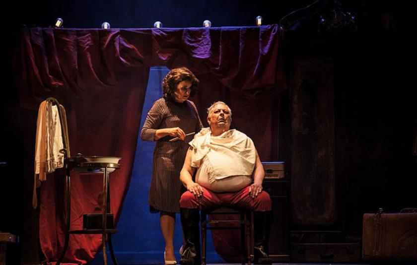 Sanchis Sinisterra i Paco Zarzoso. Teatre DO València