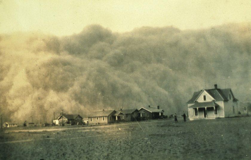 Quina relació hi ha entre meteorologia i història?