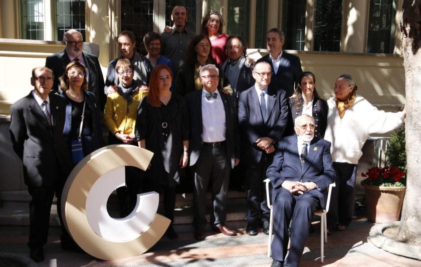 El CoNCA anuncia els Premis Nacionals de Cultura 2018