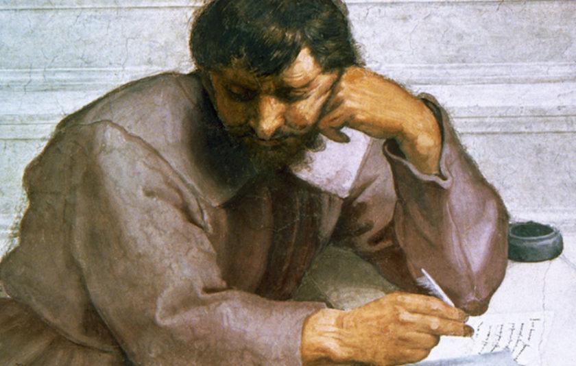 Recompondre Heràclit, el filòsof en runes