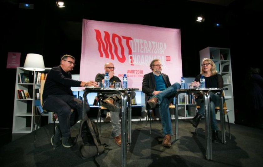 Els reporters de guerra al festival Mot
