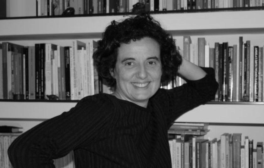 La poeta Berta Piñán a Barcelona Poesia