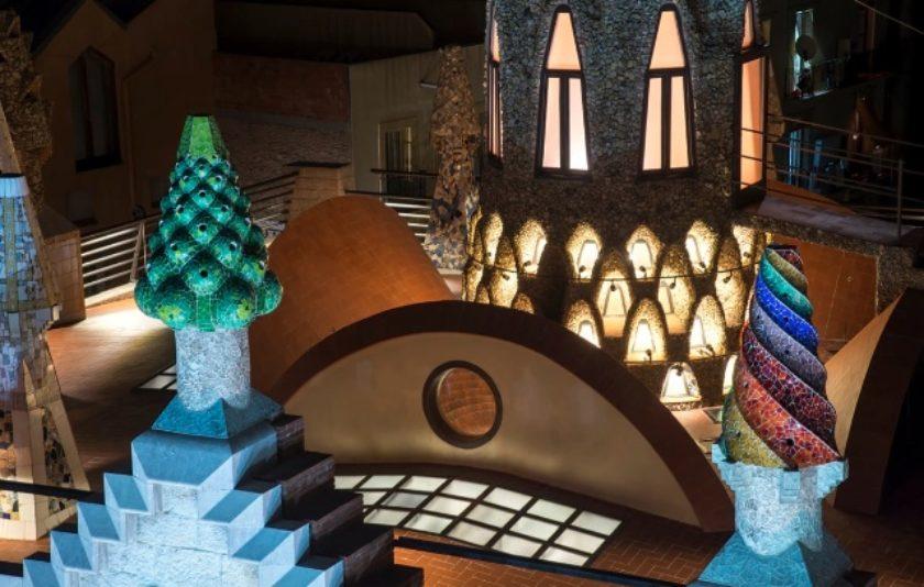 El Palau Güell o el Gaudí més íntim