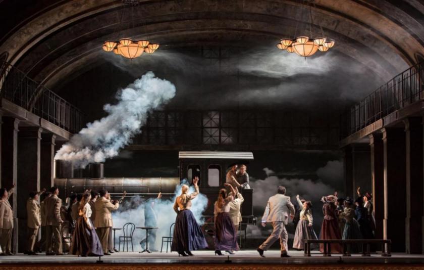 Manon Lescaut: amor o luxe?