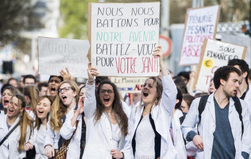 París: cap a un maig del 18?