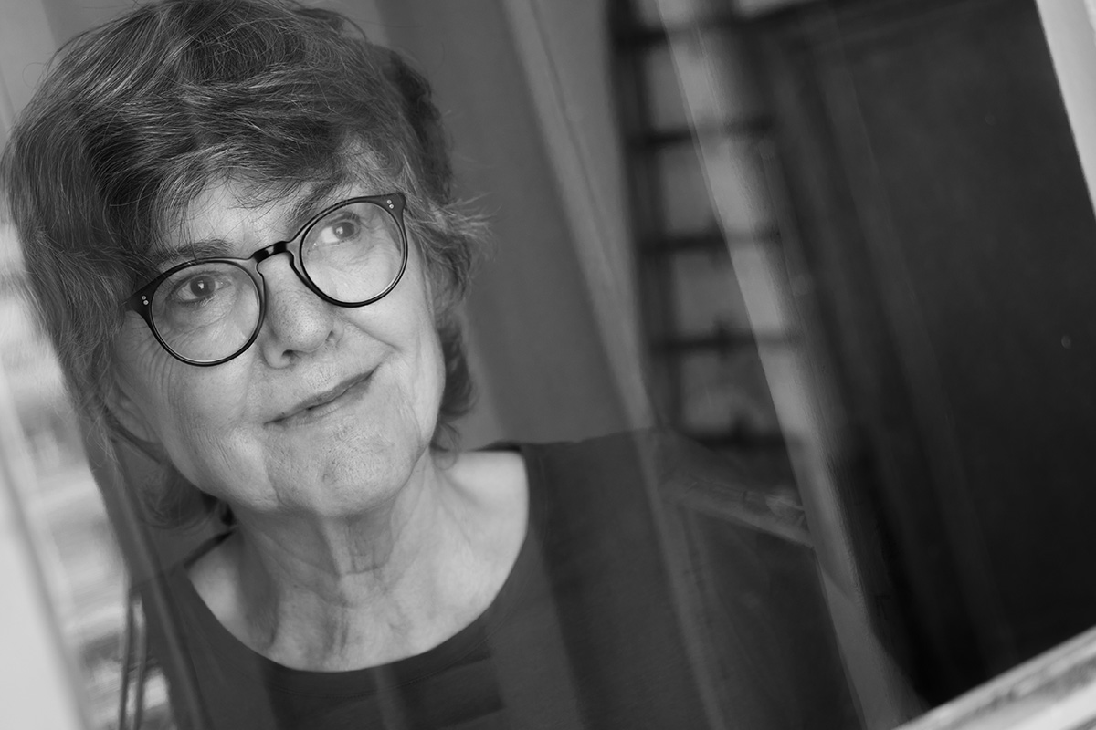 Mercè Ibarz ha rebut el Premi Serra d'Or d'Assaig | Foto: © Ester Roig