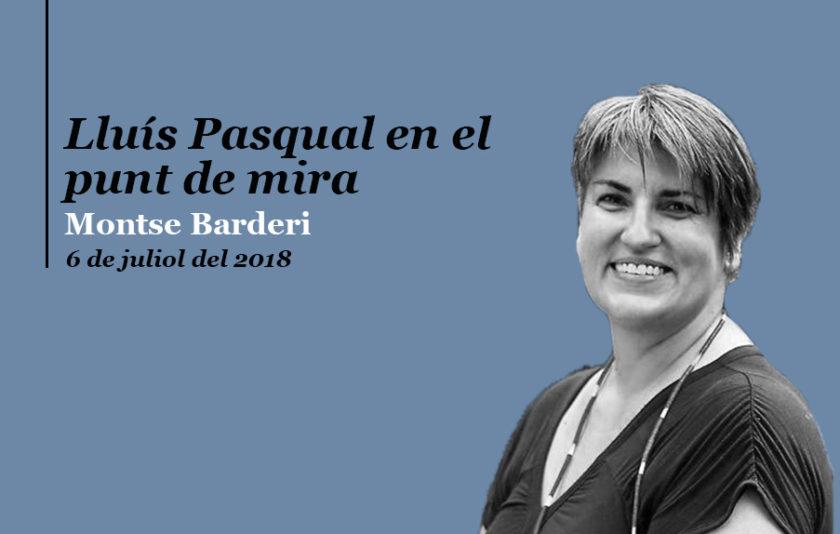 Lluís Pasqual en el punt de mira