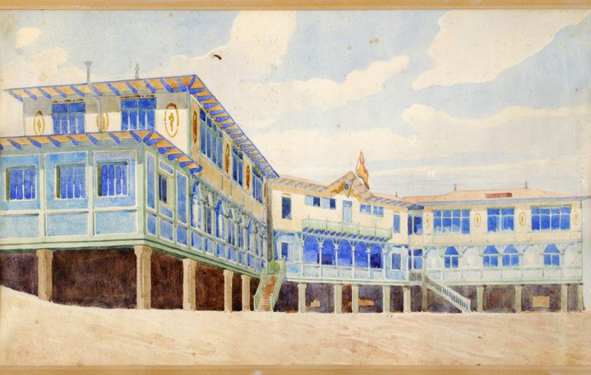 L'Escola del Mar en el record