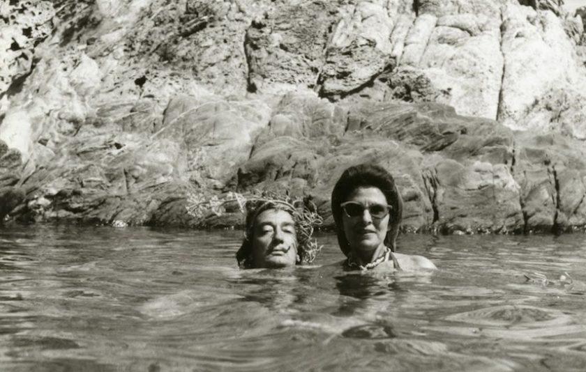 El vol lliure de Gala Dalí