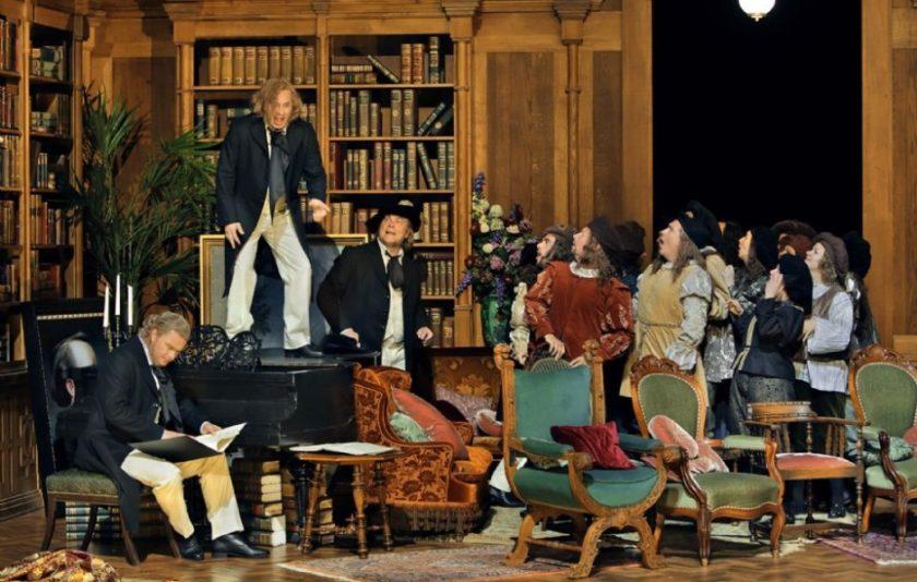 Barrie Kosky jutja Wagner a Bayreuth