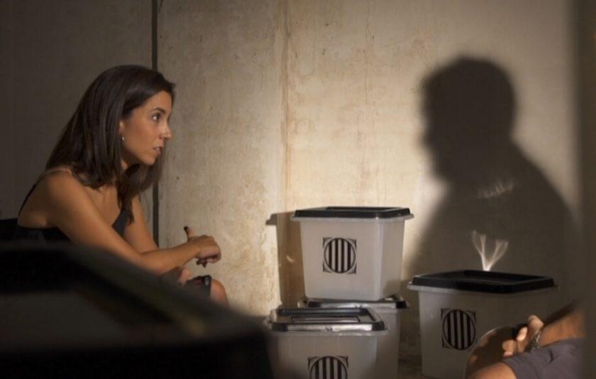 Laura Rosel, Tian Riba i Laia Servera a la Setmana dels Rahola
