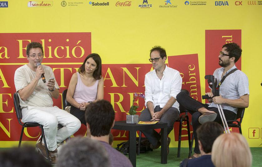 Jordi Masó guanya el premi Núvol de contes