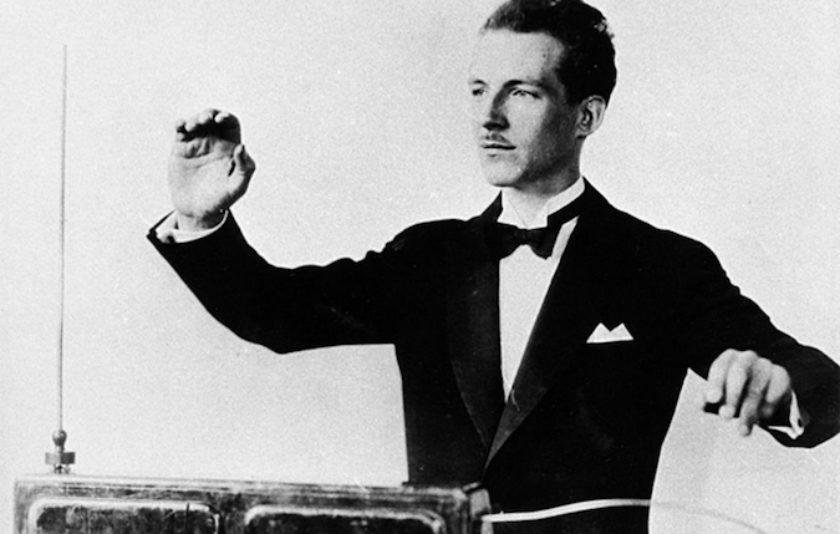 Léon Theremin, tragèdia electrònica