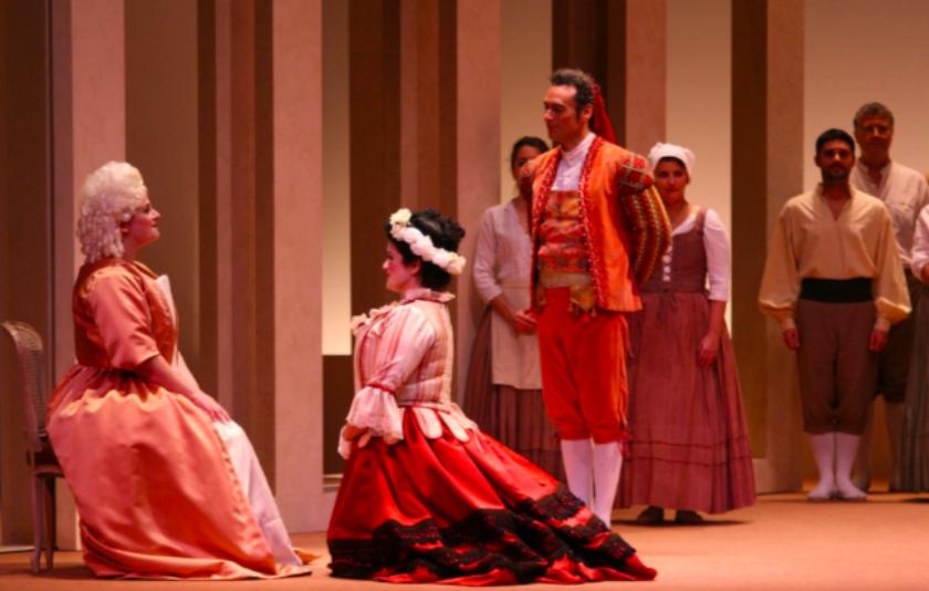 'Falstaff' debuta a Sabadell