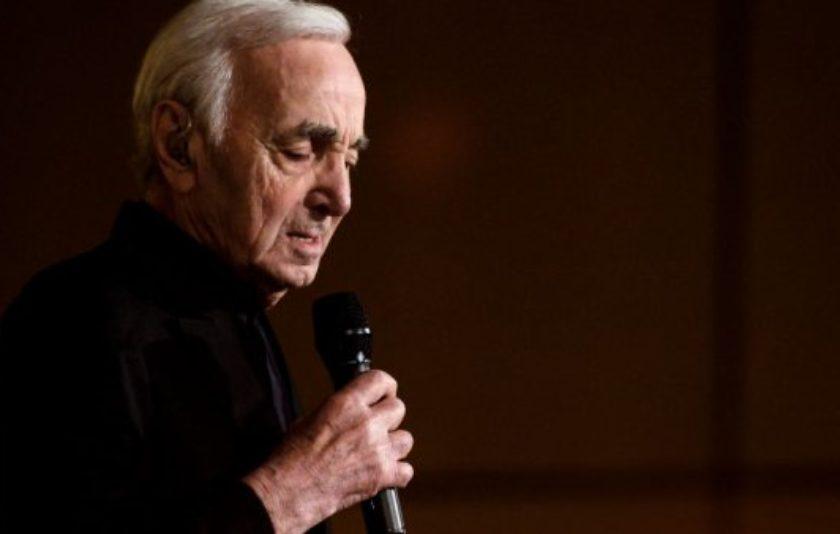 En la mort de Charles Aznavour
