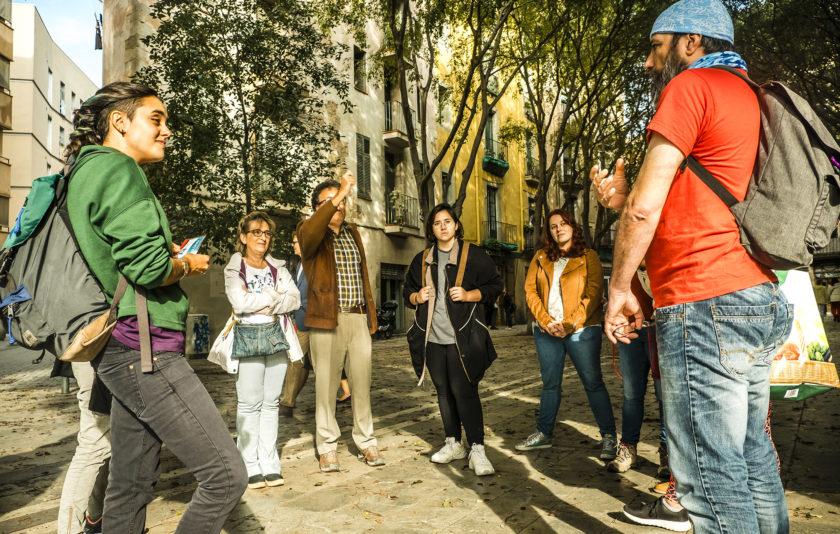 Els peripatètics de la Biennal prenen la paraula