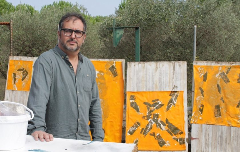 """Jordi Mitjà: """"Prefereixo que em trenquin una obra que un públic poc atrevit"""""""