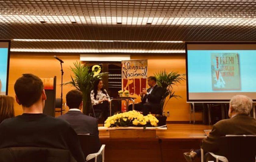 Zombi Paella guanya el premi Llengua Nacional