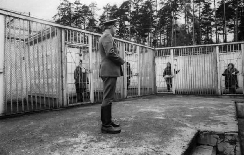 "Women in prison. Els ""mondes clos"" de Jane Evelyn Atwood"
