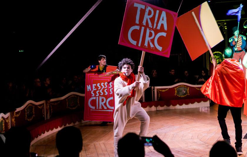 IX Premis Zirkòlika per reivindicar el circ