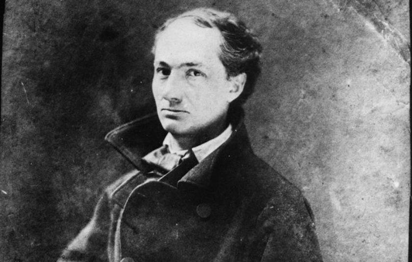 Charles Baudelaire. 'El meu cor despullat'