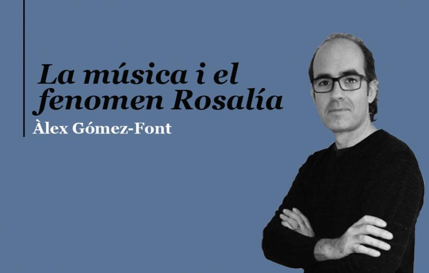 La música i el fenomen Rosalia