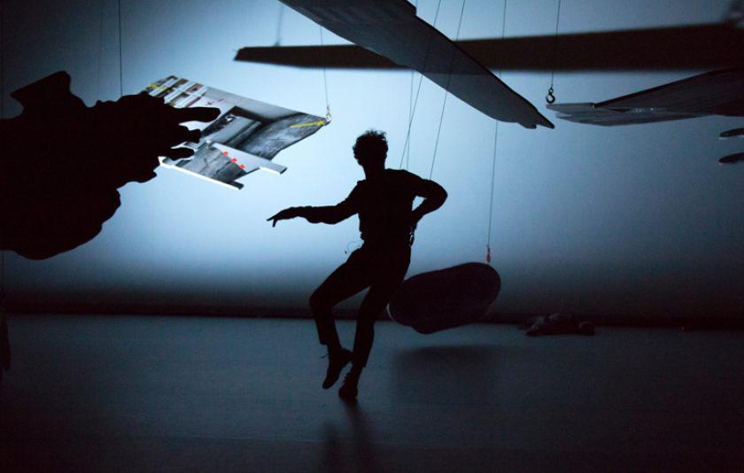 El mòbil de Calder i la coreografia kafkiana de Pierre Rigal