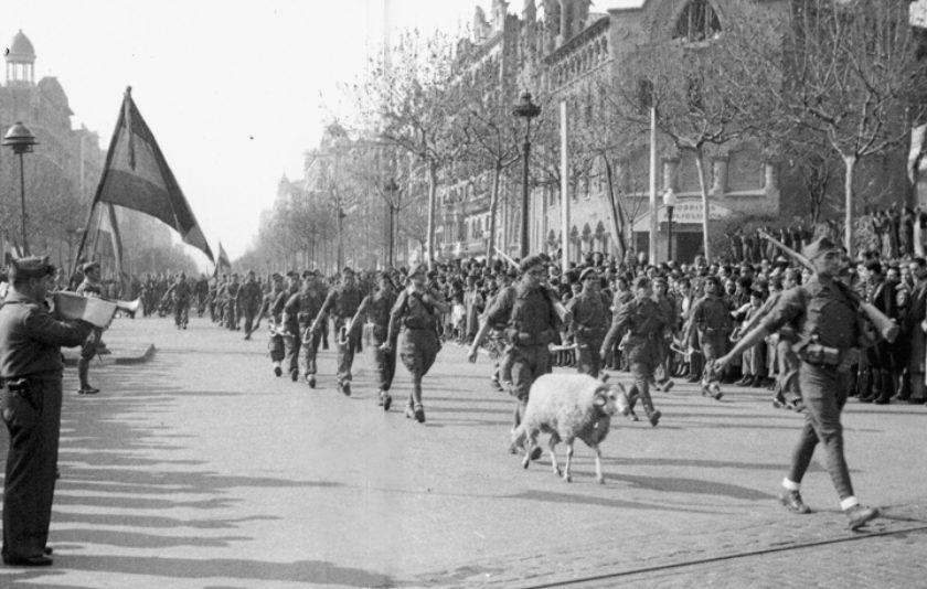2019: tanquem l'Any Capmany i rememorem els 80 anys del final de la guerra… però també l'inici de la repressió
