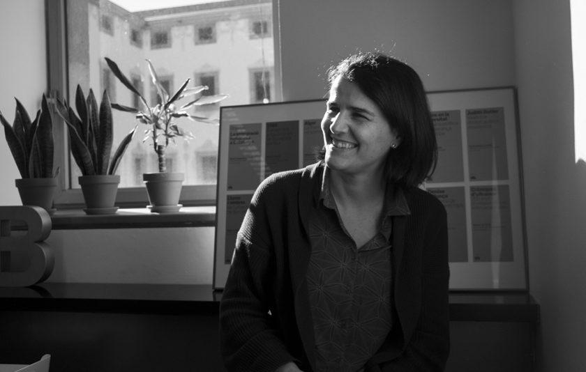 """Judit Carrera: """"Quan parlem de crisis polítiques, la cultura és la solució"""""""