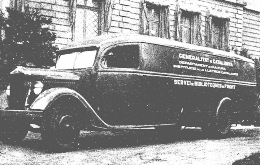 La fugida de Barcelona: 21 a 24 de gener de 1939
