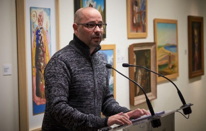 """Eduard Bech: """"Els museus patim l'error de parlar d'art a través de la Història"""""""