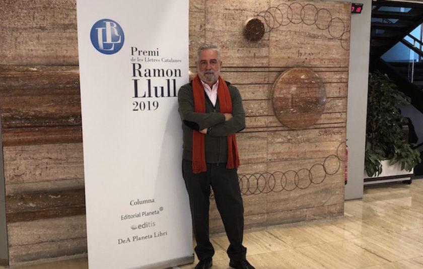 Rafel Nadal guanya el Premi Ramon Llull amb 'El fill de l'italià'