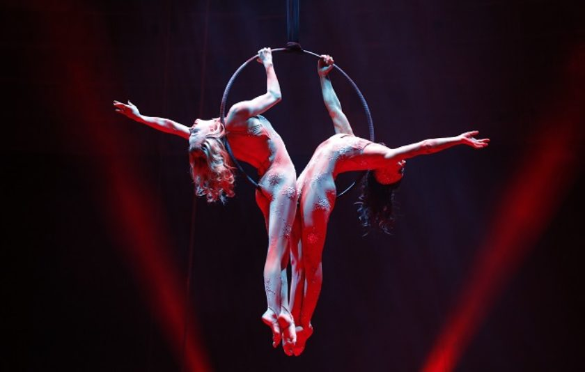 Menys carpes i més circ al 8è Elefant d'Or de Girona