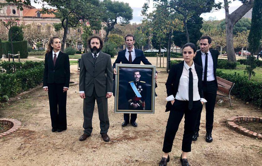 Felip VI sota l'ombra de Shakespeare