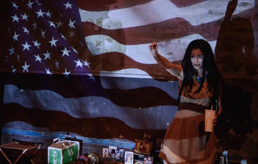 Bàrbara Mestanza o la veritat sobre Pocahontas