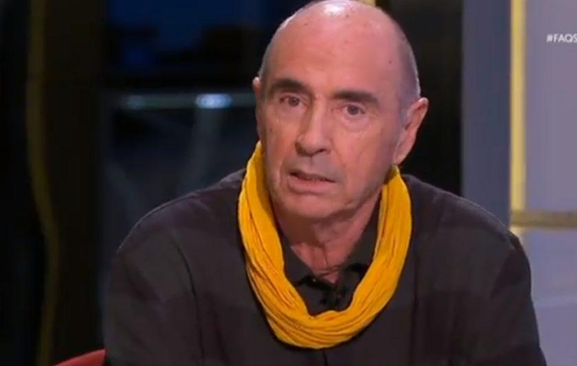 FAQS. Lluís Llach, un florero d'emergència