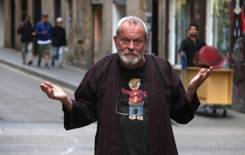 """Terry Gilliam: """"M'encanta fer pel·lícules. Odio fer pel·lícules"""""""