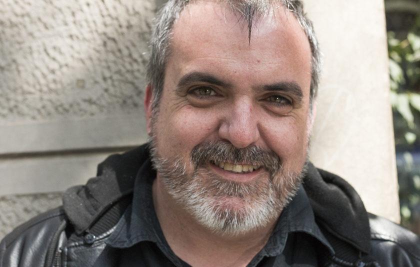 """David Marín: """"Cal posar tots els nostres territoris al mapa literari"""""""
