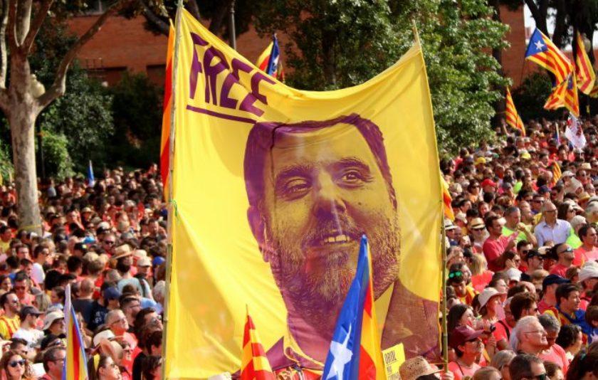 Oriol Junqueras, cartes des de la llibertat