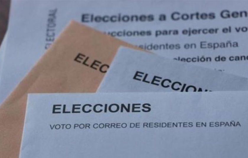 Aventures i desventures d'un votant a l'estranger