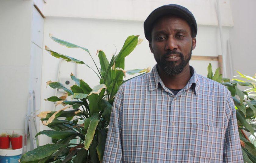 """Oumar Diallo: """"Àfrica és a prop per geografia, però és lluny"""""""