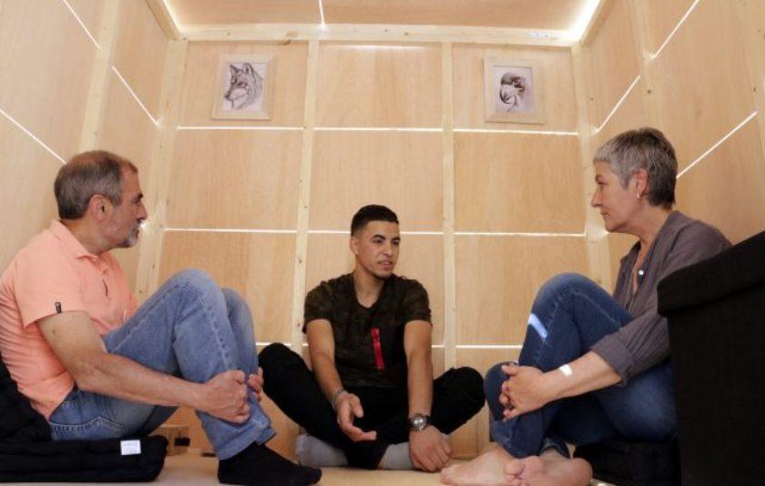 De tu a tu, quatre MENA expliquen la seva història
