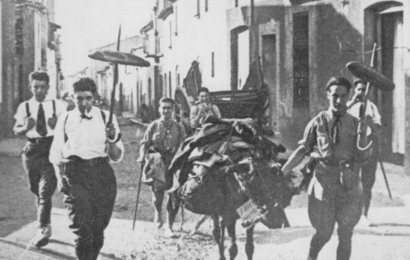 La Colla de Sabadell: un acte d'homenatge i una funció teatral