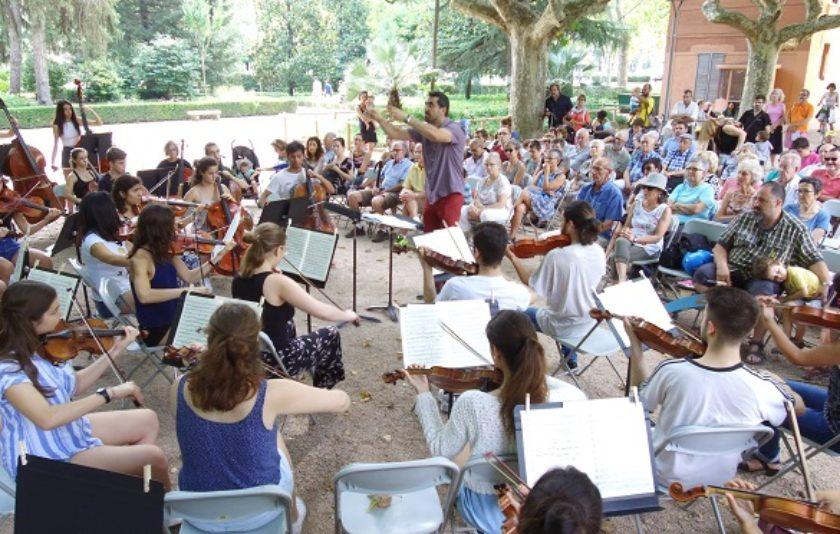 8 parcs gironins que aquest estiu seran oasis musicals