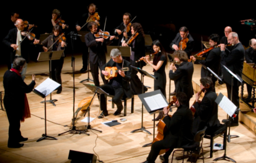 Savall inicia l'any Beethoven a L'Auditori