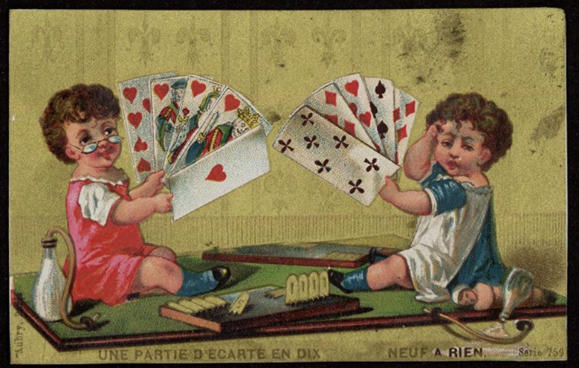 Una mà de cartes